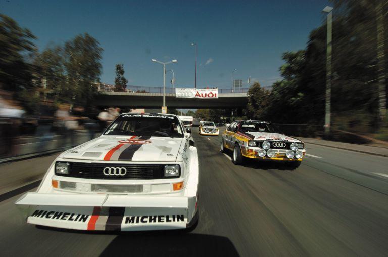 1987 Audi Quattro S1 E2 Pikes Peak 528723