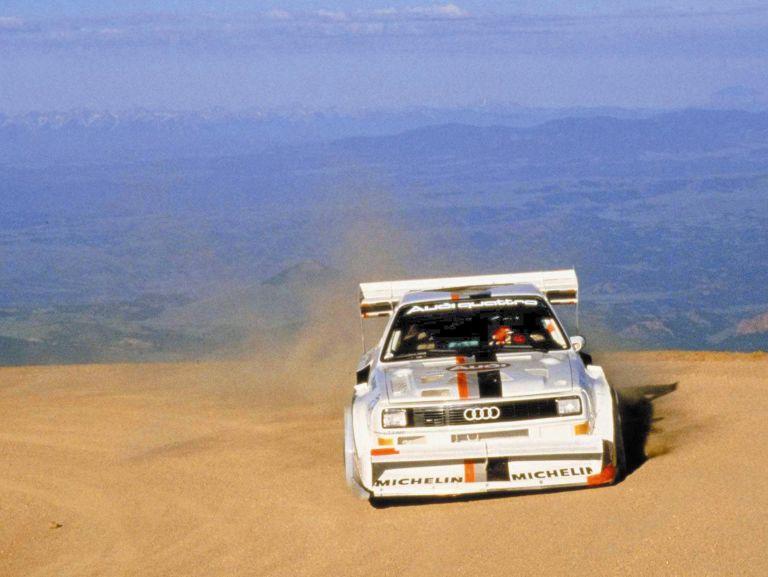 1987 Audi Quattro S1 E2 Pikes Peak 528726