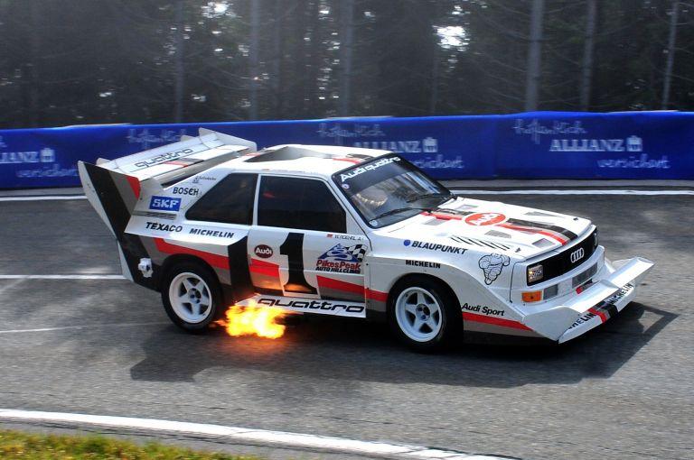 1987 Audi Quattro S1 E2 Pikes Peak 528729