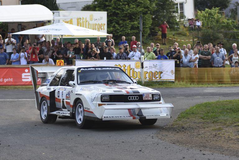 1987 Audi Quattro S1 E2 Pikes Peak 528730