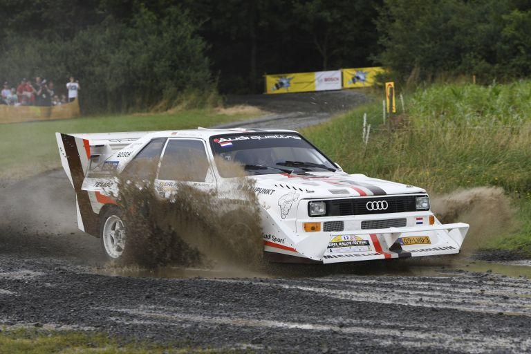 1987 Audi Quattro S1 E2 Pikes Peak 528731