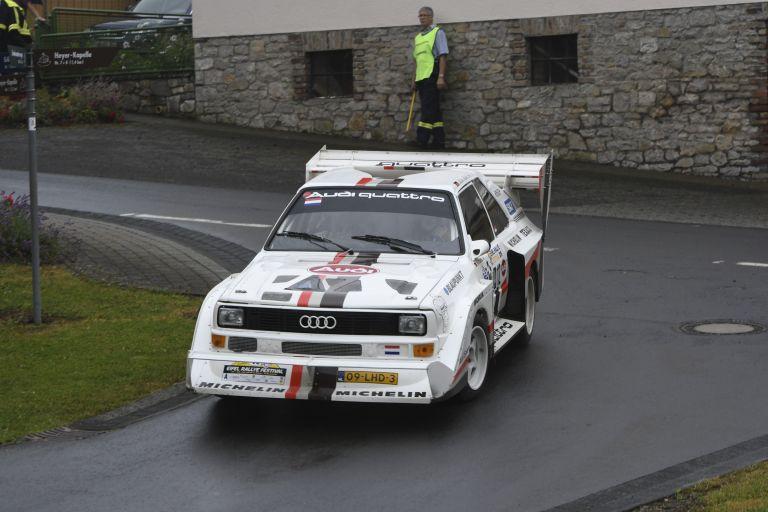 1987 Audi Quattro S1 E2 Pikes Peak 528732