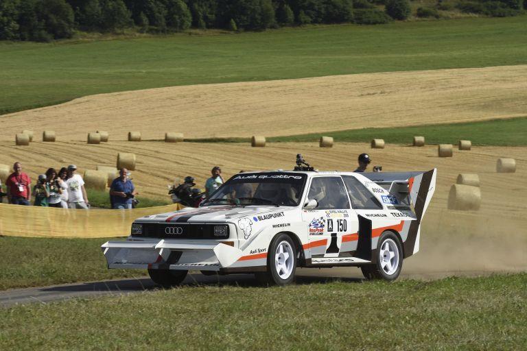 1987 Audi Quattro S1 E2 Pikes Peak 528733