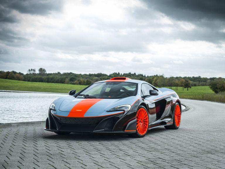 2018 McLaren 675LT - Gulf racing theme by MSO 529882