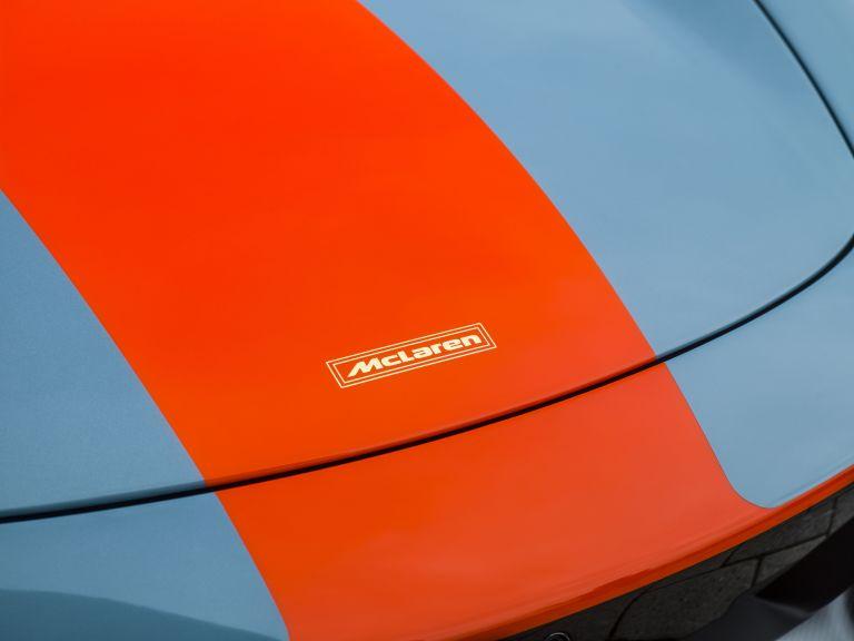2018 McLaren 675LT - Gulf racing theme by MSO 529885