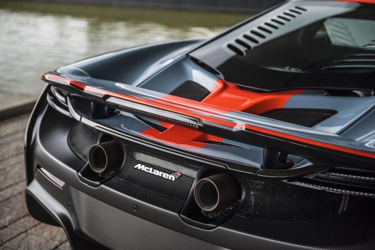 2018 McLaren 675LT - Gulf racing theme by MSO 529888