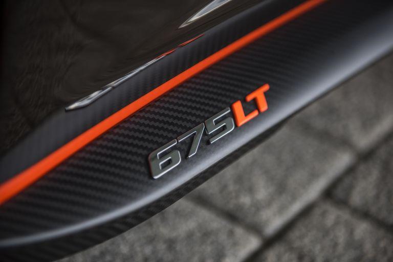 2018 McLaren 675LT - Gulf racing theme by MSO 529889