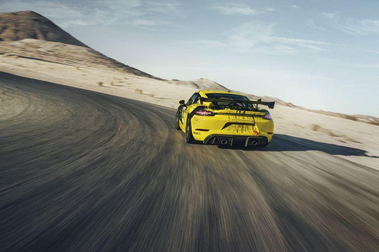 2019 Porsche 718 Cayman GT4 Clubsport 531686