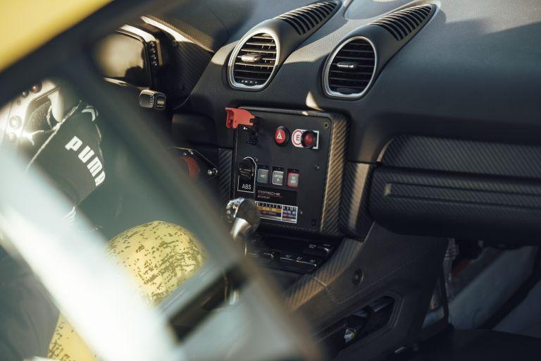 2019 Porsche 718 Cayman GT4 Clubsport 531694
