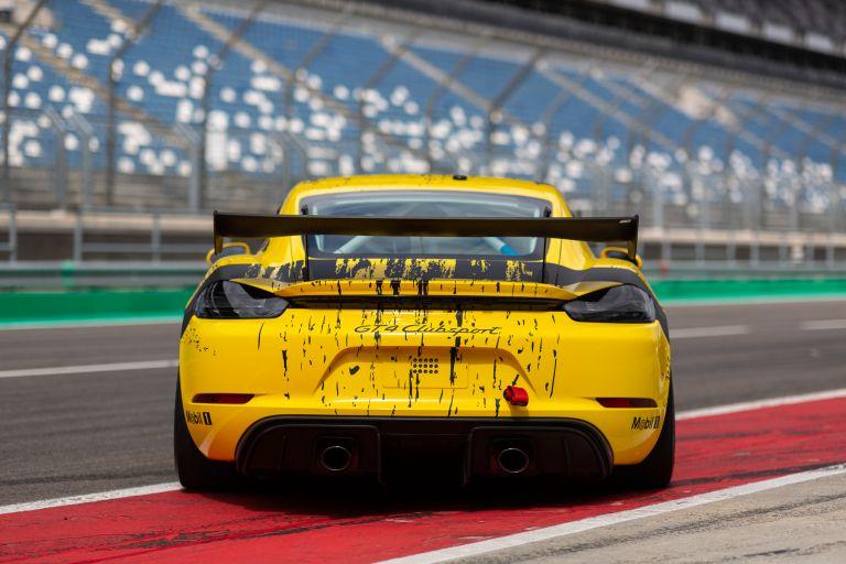 2019 Porsche 718 Cayman GT4 Clubsport 554514