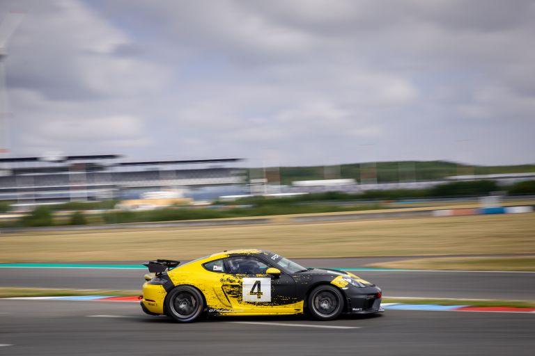 2019 Porsche 718 Cayman GT4 Clubsport 554545