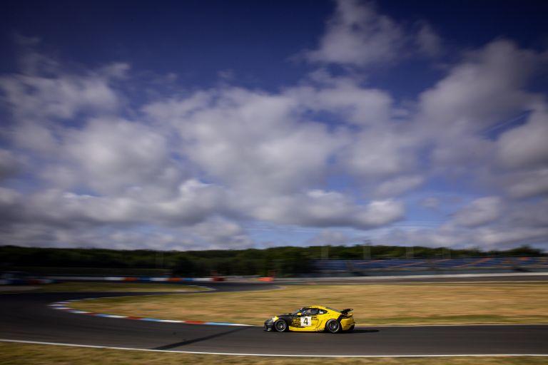 2019 Porsche 718 Cayman GT4 Clubsport 554555