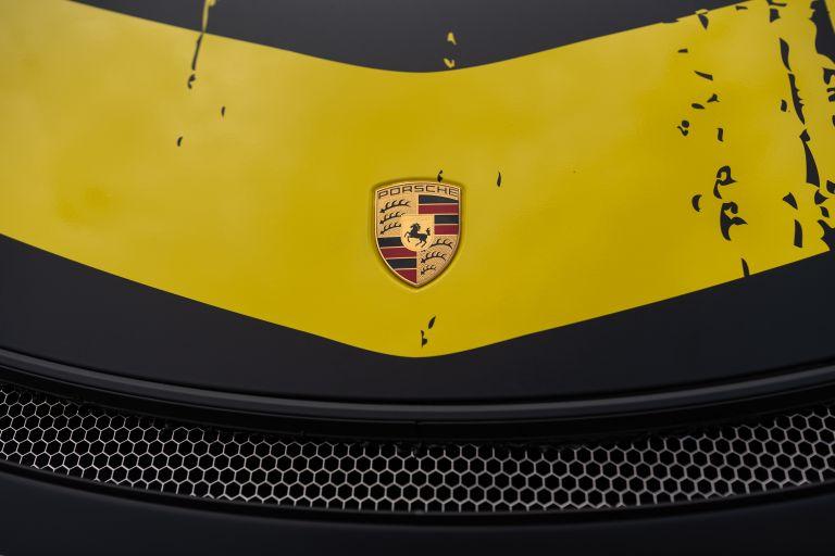 2019 Porsche 718 Cayman GT4 Clubsport 554562