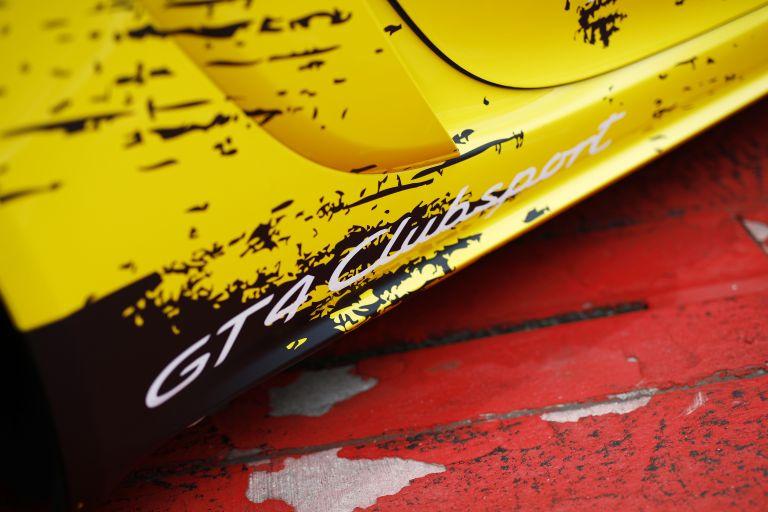 2019 Porsche 718 Cayman GT4 Clubsport 554569