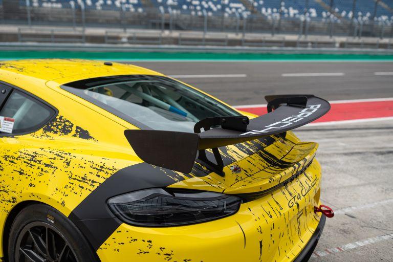 2019 Porsche 718 Cayman GT4 Clubsport 554580