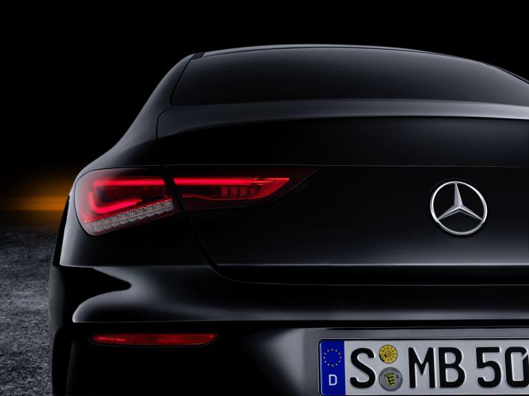 2019 Mercedes-Benz CLA coupé 532048