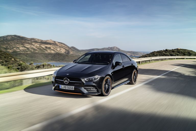 2019 Mercedes-Benz CLA coupé 532055
