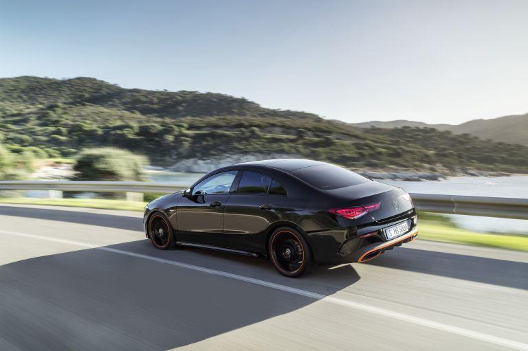 2019 Mercedes-Benz CLA coupé 532056