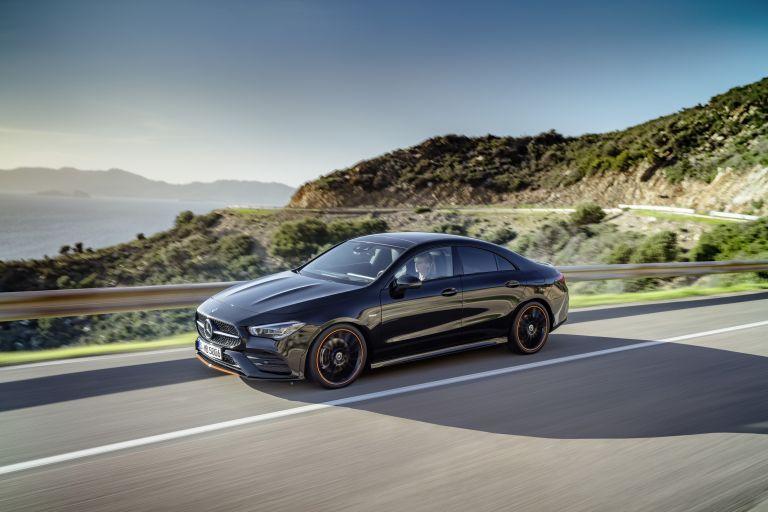 2019 Mercedes-Benz CLA coupé 532058