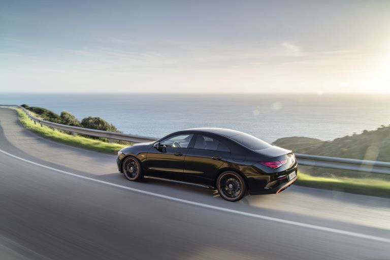 2019 Mercedes-Benz CLA coupé 532059