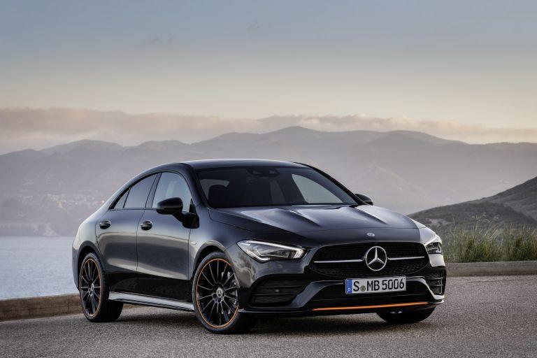 2019 Mercedes-Benz CLA coupé 532076