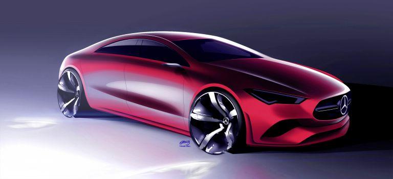 2019 Mercedes-Benz CLA coupé 532086