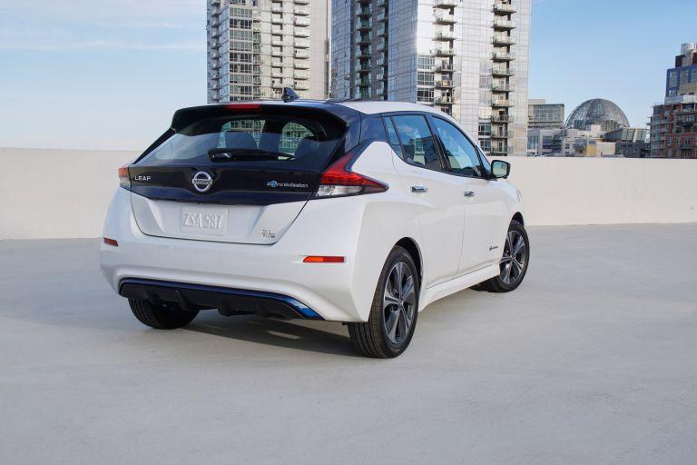 2019 Nissan Leaf e+ - USA version 532123