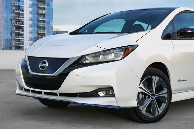 2019 Nissan Leaf e+ - USA version 532124