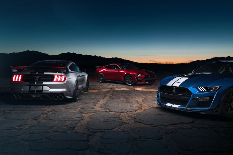 2020 Ford Mustang Shelby GT500 532305