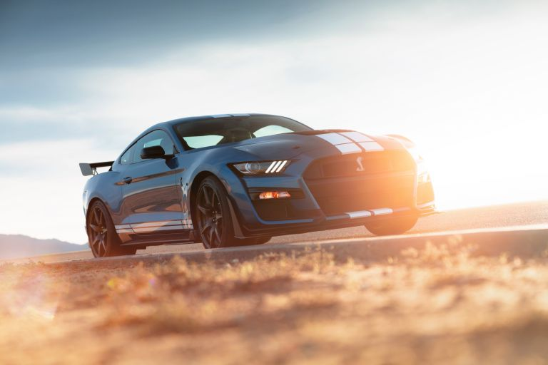 2020 Ford Mustang Shelby GT500 532320