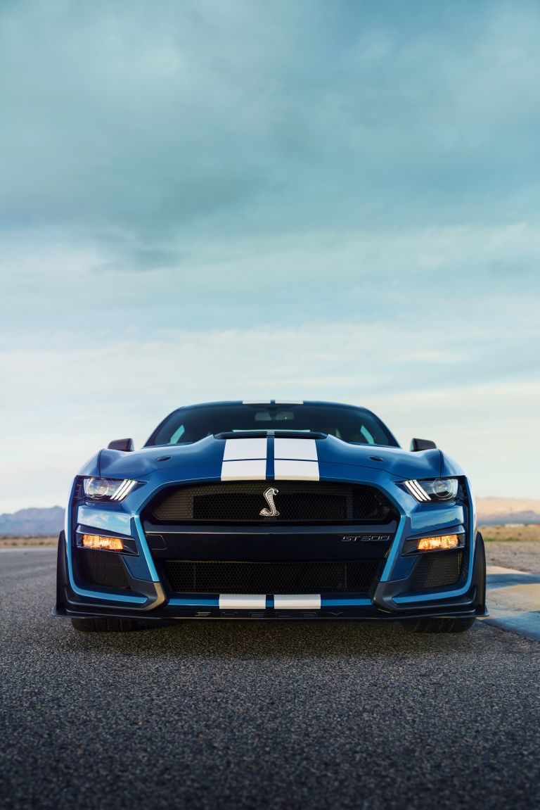 2020 Ford Mustang Shelby GT500 532326