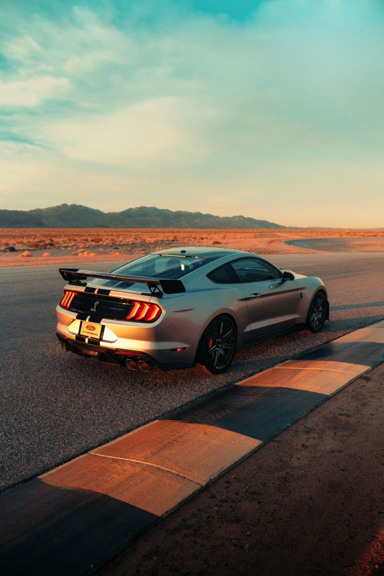 2020 Ford Mustang Shelby GT500 532340