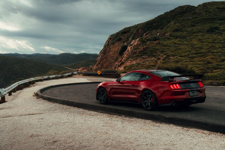 2020 Ford Mustang Shelby GT500 532353