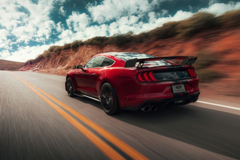 2020 Ford Mustang Shelby GT500 532354