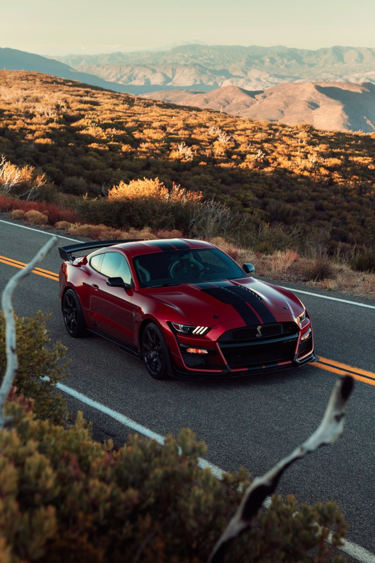 2020 Ford Mustang Shelby GT500 532363