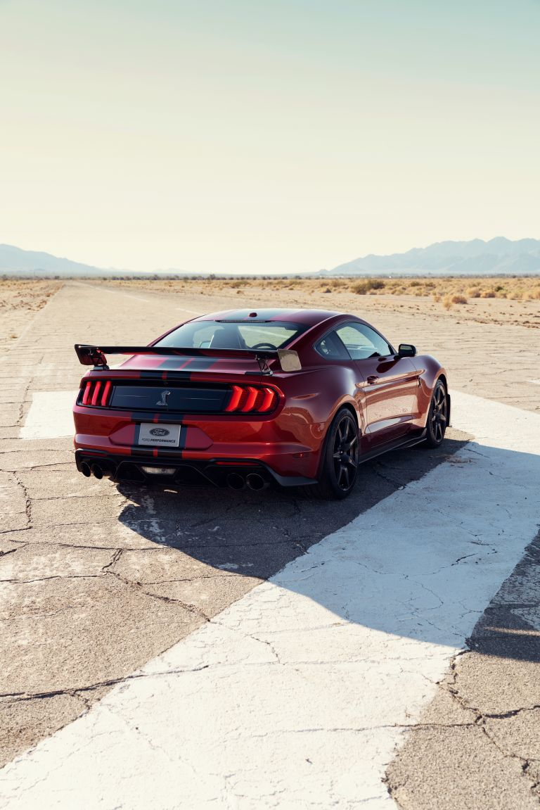 2020 Ford Mustang Shelby GT500 532366