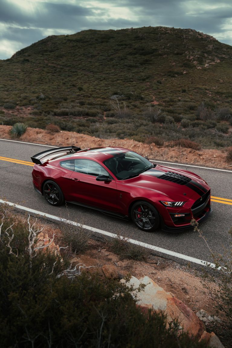 2020 Ford Mustang Shelby GT500 532372