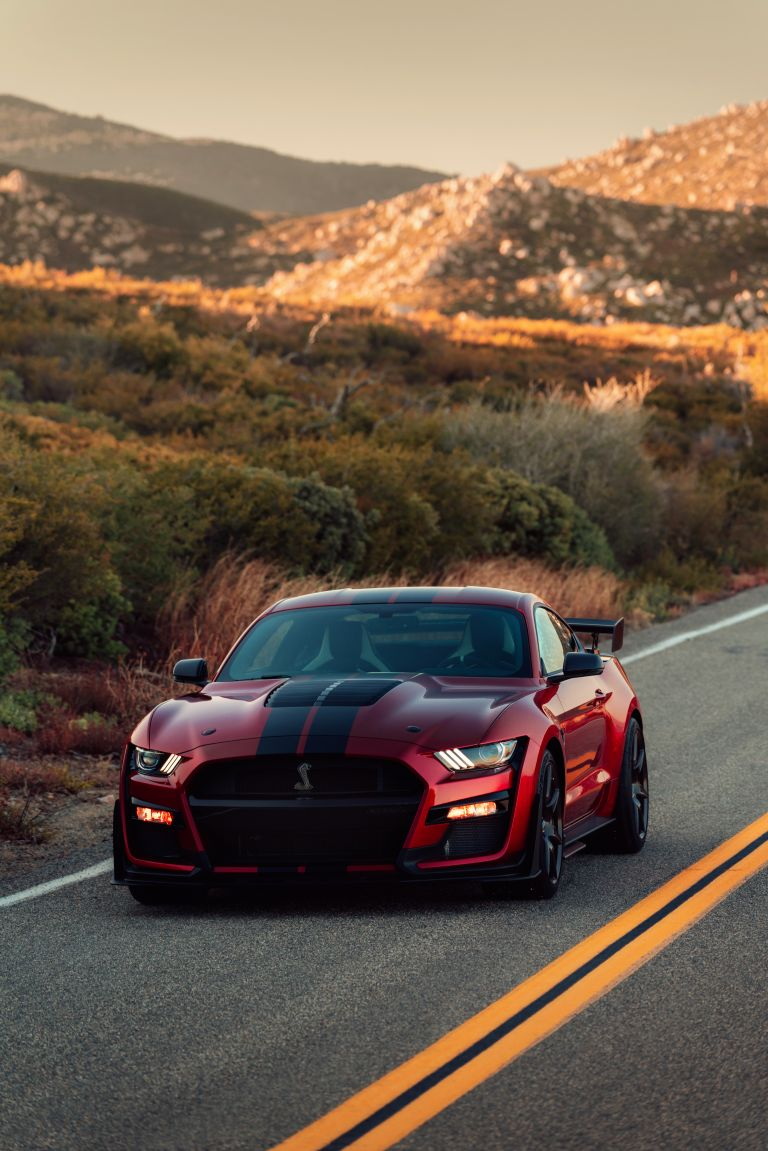 2020 Ford Mustang Shelby GT500 532373