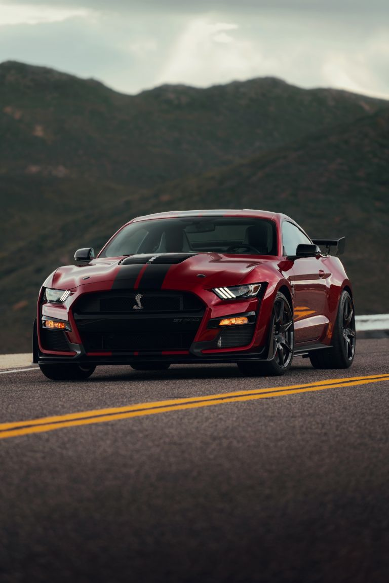2020 Ford Mustang Shelby GT500 532374