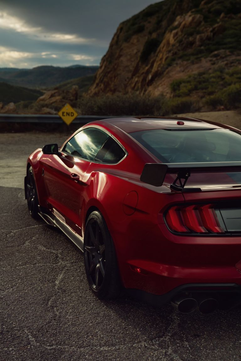 2020 Ford Mustang Shelby GT500 532376