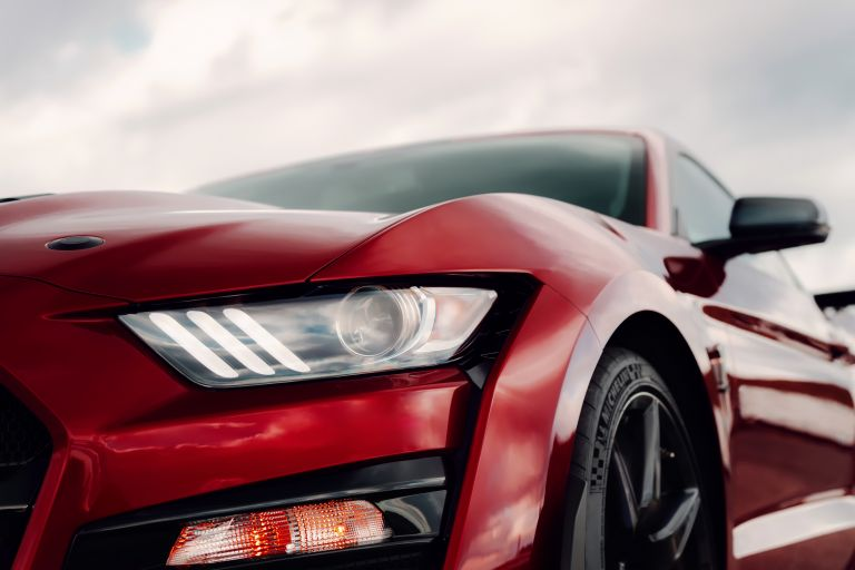2020 Ford Mustang Shelby GT500 532379