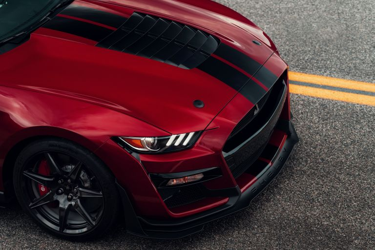 2020 Ford Mustang Shelby GT500 532384