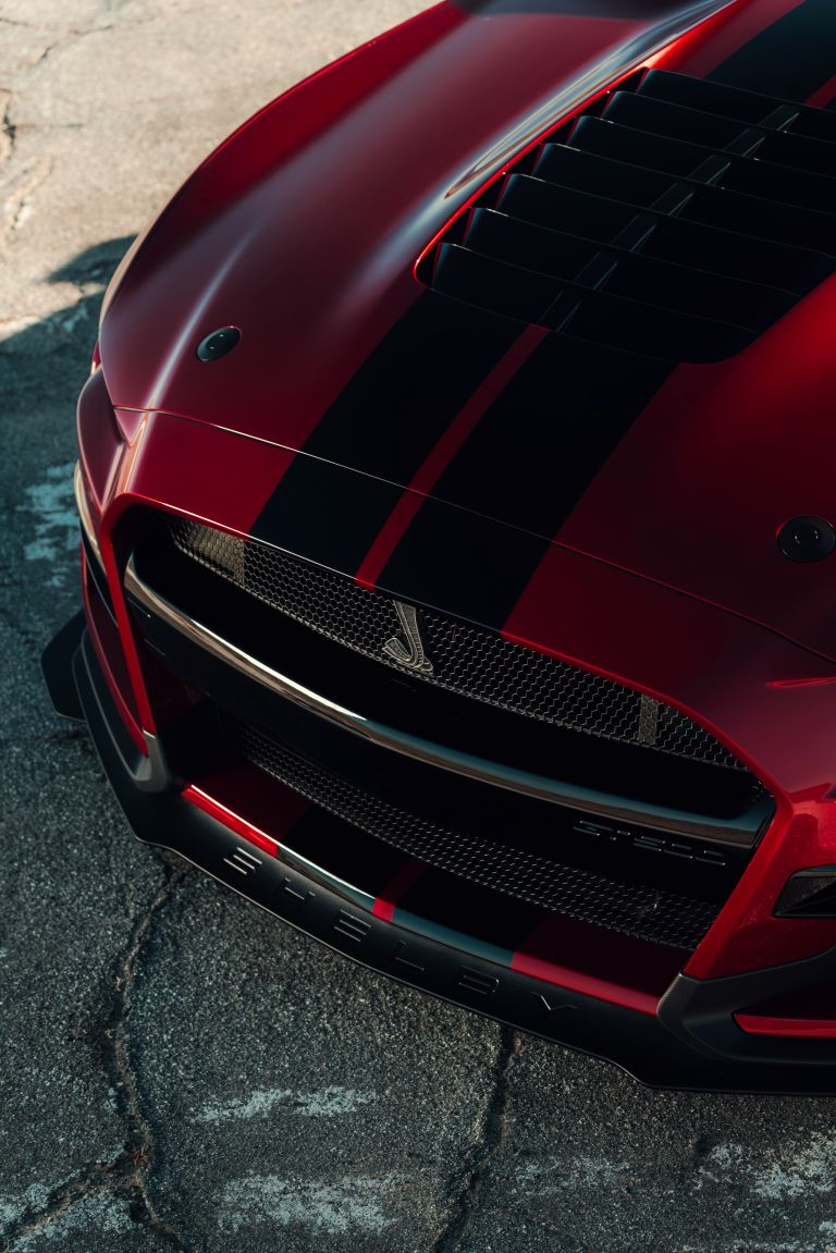 2020 Ford Mustang Shelby GT500 532385