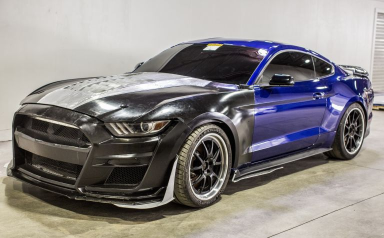 2020 Ford Mustang Shelby GT500 555882