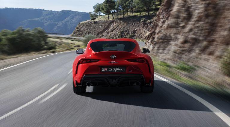2020 Toyota GR Supra 538545