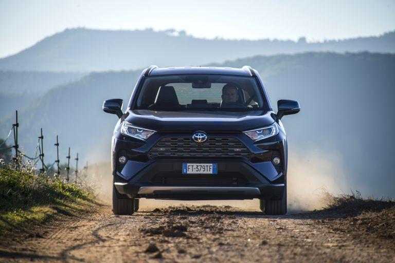 2019 Toyota RAV4 Hybrid - EU version 532919