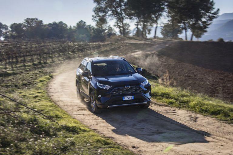 2019 Toyota RAV4 Hybrid - EU version 532922