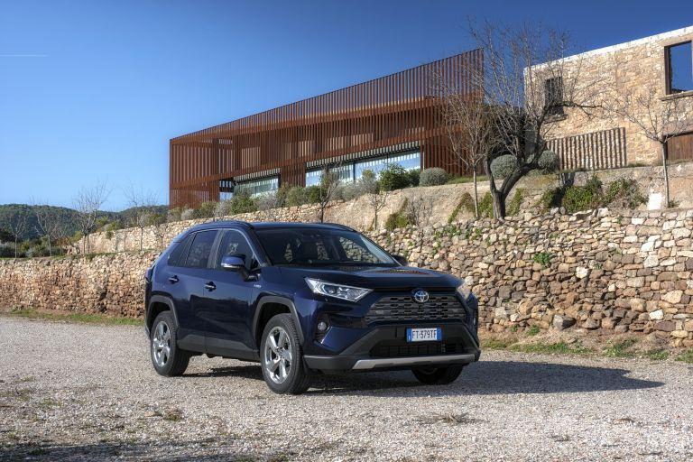 2019 Toyota RAV4 Hybrid - EU version 532929