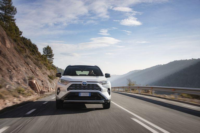 2019 Toyota RAV4 Hybrid - EU version 532932