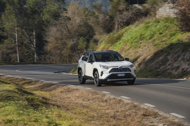 2019 Toyota RAV4 Hybrid - EU version 532935